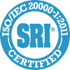 ISO 20000 Certified